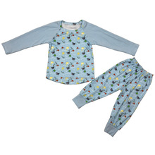 baby girl boutique clothing sets two pieces dot print kids wear china wholesale