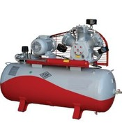 Single Stage / Double Two Stage Piston Air Compressors