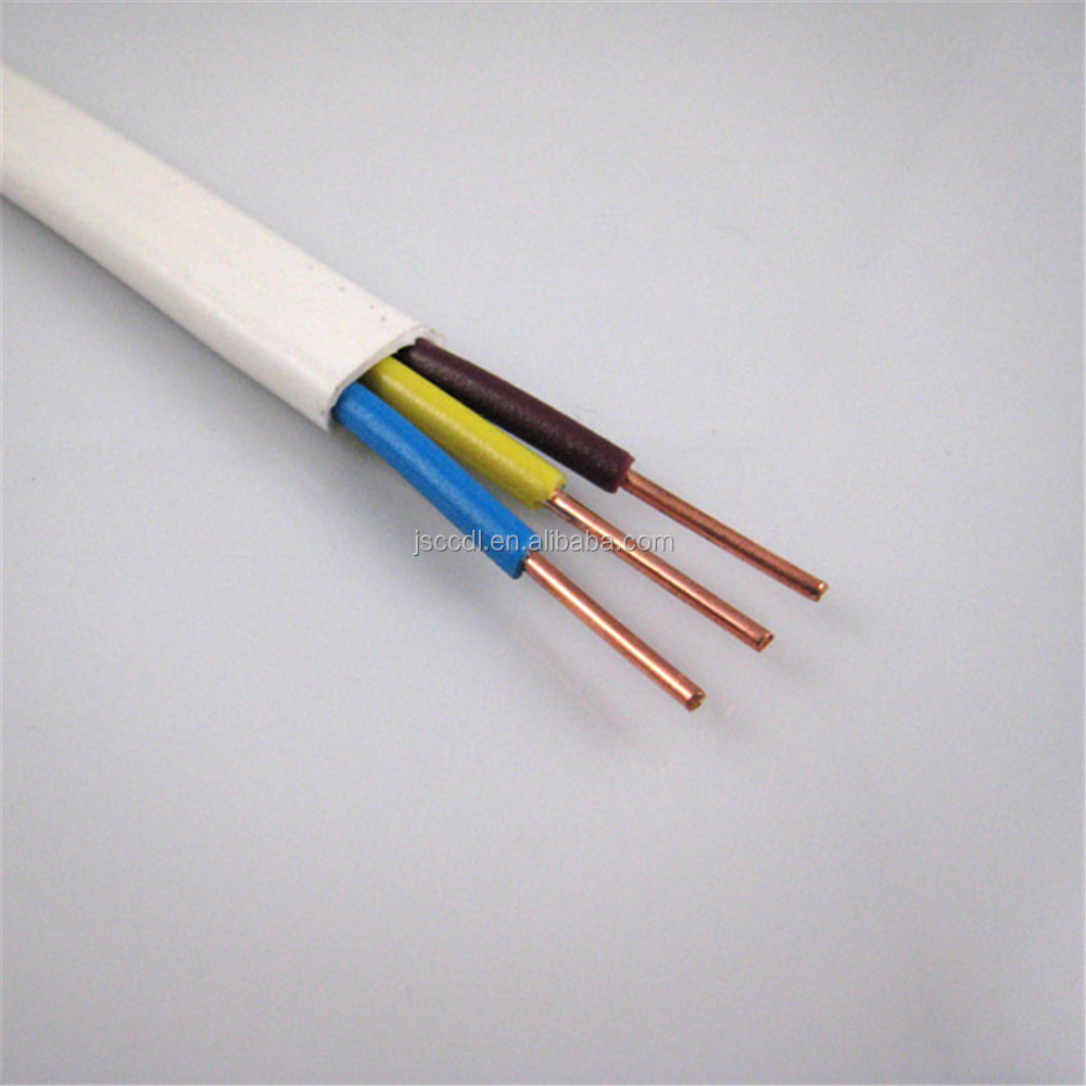 3 core 2.5mm flexible wire bvvb