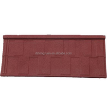 Modern Design Decorative Spanish Roof Tiles Prices Metal Roofing