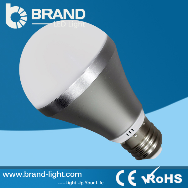 2 Years Warranty Bulb Light With Sensor E27 Day Night Light Sensor LED Bulb