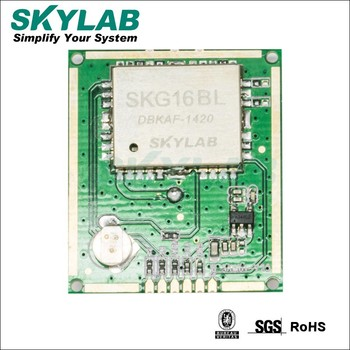 Skylab Ultra high sensitivity Low Power GPS Antenna Receiver Module Chips SKM61 kids watch gps tracker tractor air conditioner