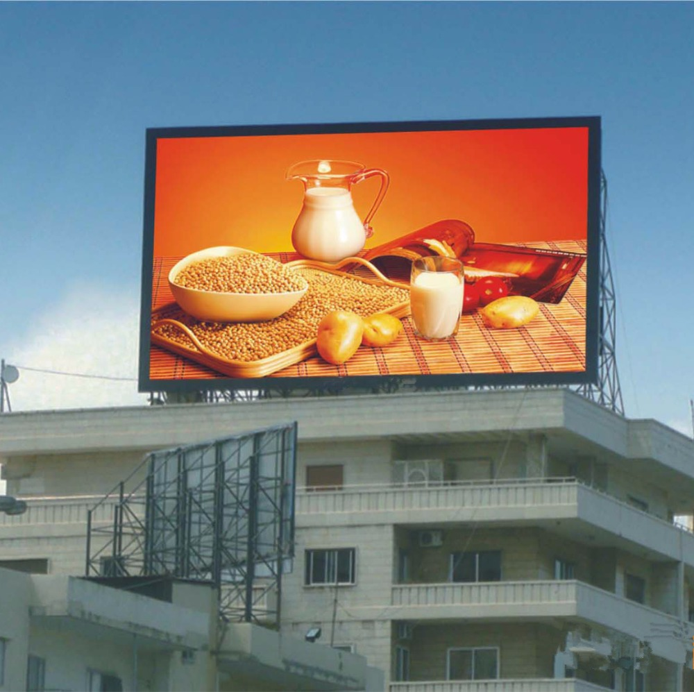 P5 HD High Brightness Waterproof big advertising screen LED Outdoor Display Boards