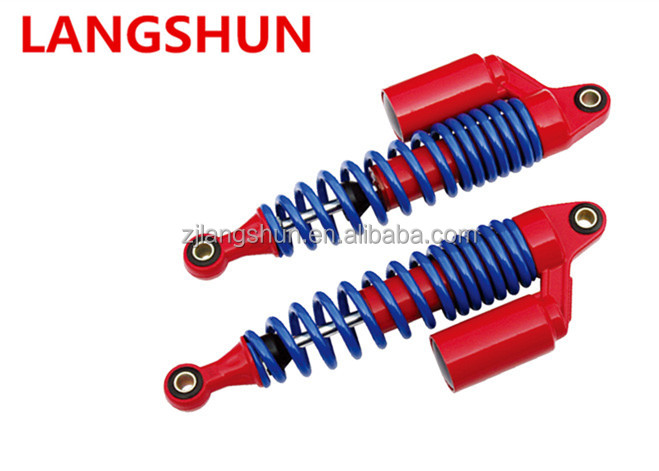 2016 hot sale 350mm rear shock absorber used for yamaha fz 16 250cc best price