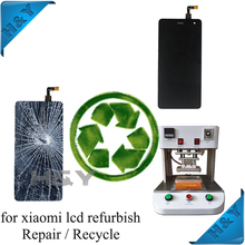 Replace broken LCD cell phones screen, refurbish broken LCD mobile phones display, refurbish broken LCD phones display