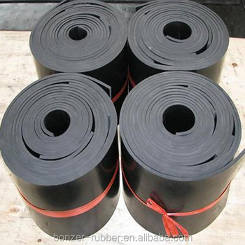 25% NBR Rubber Sheet Manufacture For oil products