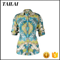 China suppliers new design blouse design for ladies