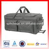 Large capacity wheeled sport bags for students in 600D polyester
