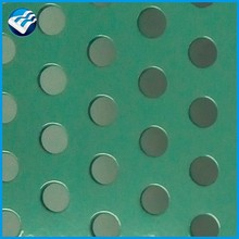 galvanized decorative metal perforated steel sheets