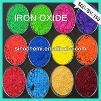 China Leading Professional Iron Oxide Manufacturer