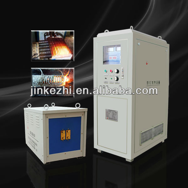 Energy saving IGBT induction annealing machine for steel wire