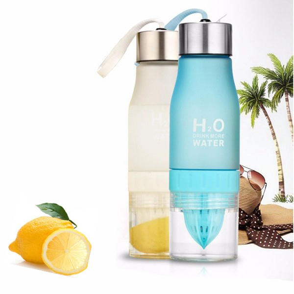 New Premium BPA Free Stainless Steel Water Bottle, Fruit Infuser Water Bottle