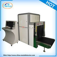 x-ray airport baggage luggage scan screening scanner