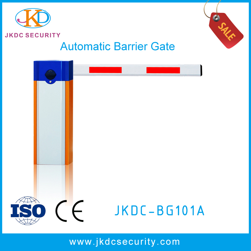 Parking System Remote Control Barrier/Road Barrier Gate For Toll System