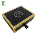 High quality elegant glass bottle packaging design custom perfume box