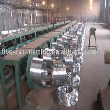 Electro galvanized iron wire/galvanized wire/binding wire(dingzhou five-star factory)