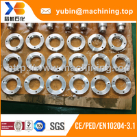 Customized anodizing AL6061 aluminum wheel spacer/wheel adapter