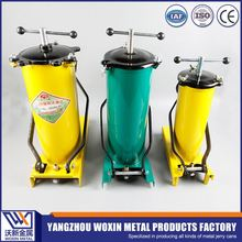 Top quality aluminum alloy hand pump for diesel oil