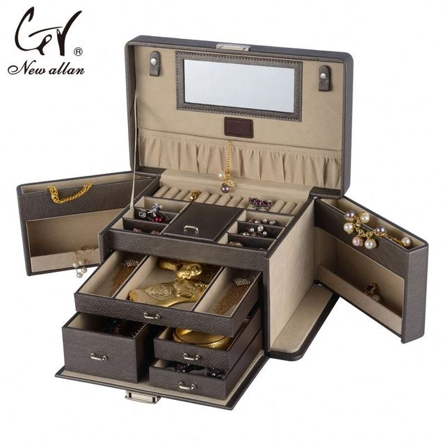 Best price carry case for jewelry jewellery boxes