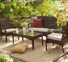 Classical Design!All-Weather Wicker Patio Set Garden Lawn Yard Outdoor Furniture