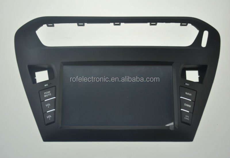 "8"" Car DVD Player with GPS Navigation For Peugeot 301"