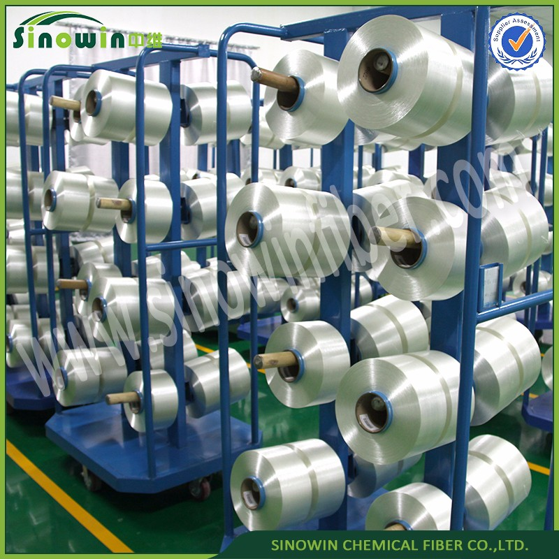 Light denier 100D/36f polyamide yarn for nylon thread