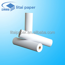 Thermal fax paper roll 57mm, 80mm, 210mm
