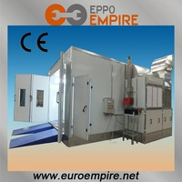 EP-20 New product alibaba express china CE spray booth fan /auto painting room / car paint booth for sale