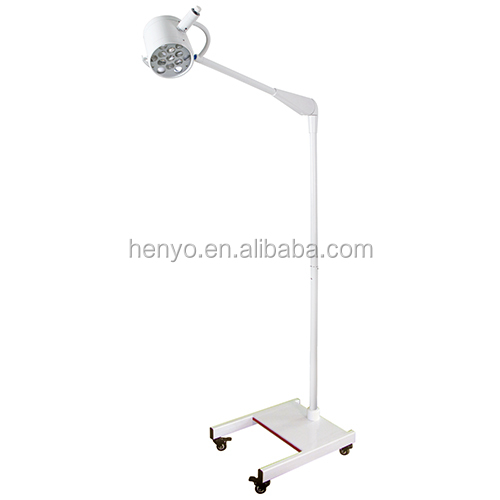 Factory Wholesale Henyo examination lighting /operation theater light/cold-light single hole deep lamp