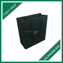 LUXURY DESIGN FANCY JEWELLERY PACKING BAGS WITH GLOD HOT STAMPPING