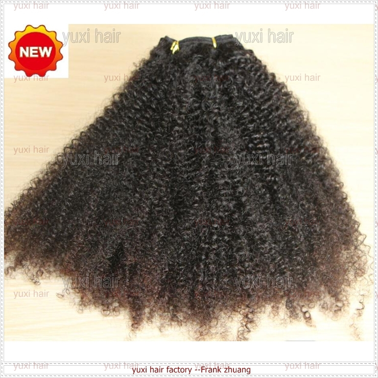 kinky curly human hair bulk Top Virgin Newness 5a unprocessed wholesale human hair