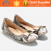 Trade Assurance wholesale ladies fancy flat OEM women dress shoes