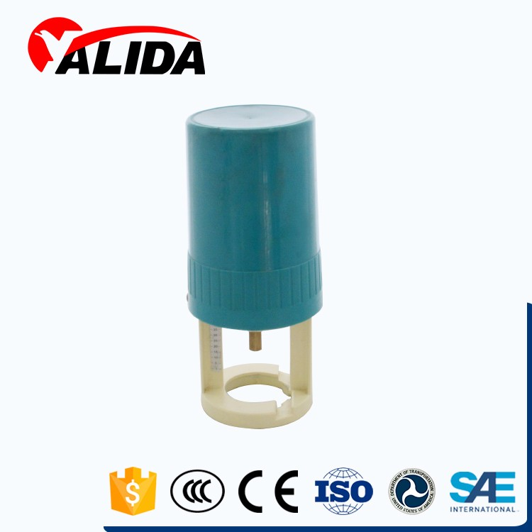 Air conditioning customized logo aluminum alloy damper actuator