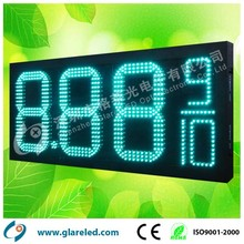LED Gas Price Changer Sign Outdoor Numbers