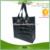 New design fashion custom embossing cloth PP Non-woven fabric shopping bag / Carry bag