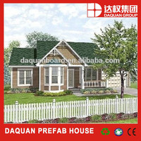 2015 Fast bulding Prefab house/ villa/ bungalow/ chalet/ cottage/ hotel/ apartment - lightweight EPS Cement sandwich wall panel