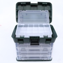 Manufacturer Supplier multi-function fishing box for online sale