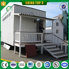 Low Cost Easy Assemble Modified Prefab 40ft Container Shop Office