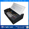 Laser engraving machine for cut mdf wood