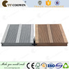 house decor outdoor wood plastic polywood decking in factory price
