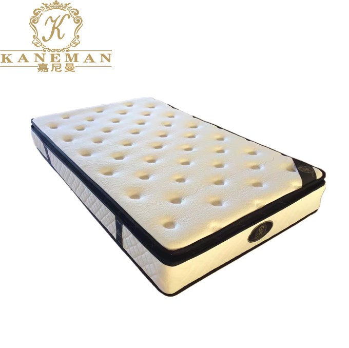 Top rated cheap price quality continuous spring mattress flat packing - Jozy Mattress   Jozy.net