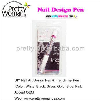 Pretty Woman Brand Home Diy Nail Art Design Nail Art Pen For French