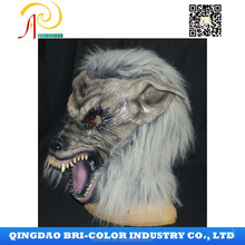 Halloween Cosplay Festival Full Head Dog Animals Mask