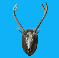 polyresin deer antler for home decoration