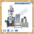 SIPUXIN SZR-HB 100L cream/lotion/liquid/paste/ointment vacuum emulsifying mixing tank