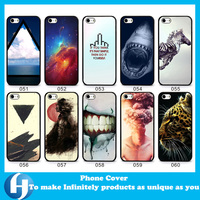 Custom Design Your Own Cute Universal Cartoon PC and TPU Cover for iPhone 6 plus, 3D Funky Mobile Phone Case for iPhone 6