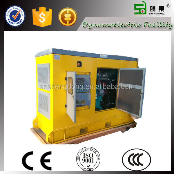 30kw to 120kw AC Three Phase Open type Small power diesel generator
