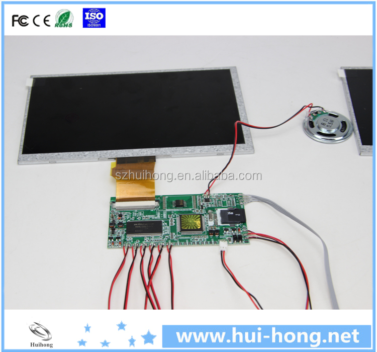 10.1inch TFT LCD Display Video Module for Wedding Greeting Card