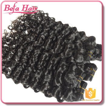 Befa Hair Cheap Price No Shedding No Tangle Human Grade 7A Virgin Hair