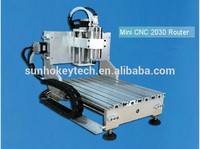 2015 newest and duralbe mini cnc 2030 router/mini cnc 2030 router/mini cnc 3020 router